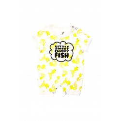 Baby romper Koi Power