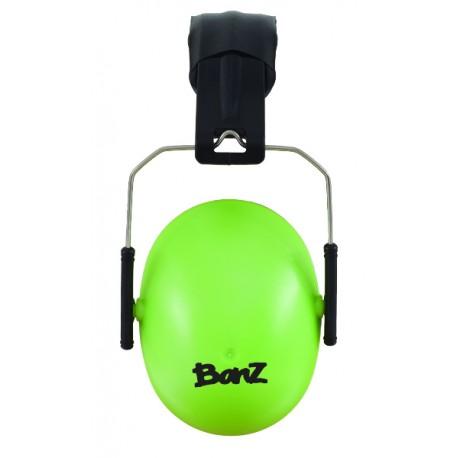 Baby Banz gehoorbescherming kind Lime