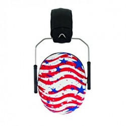 Baby Banz gehoorbescherming kind US Flag