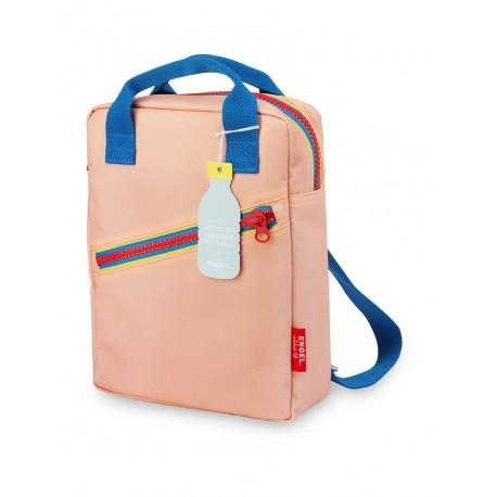 Engel. Rugzak Small | Zipper Pink