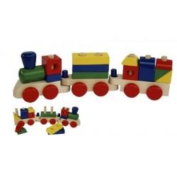 Blokken Trein