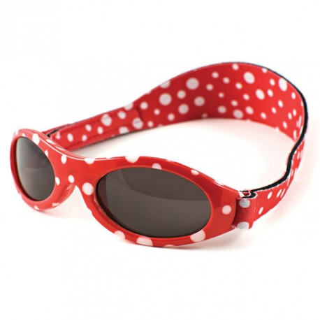 Zonnebril Baby Banz Red Dot