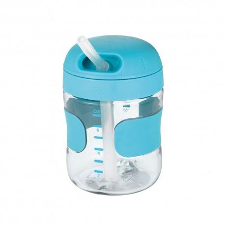 Oxo Tot Kleine Rietjesbeker (200 ml) Blauw