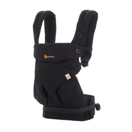 Ergobaby Babydraagzak 4P - 360 Zwart