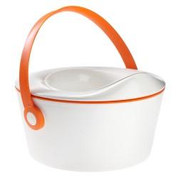Dotbaby Plaspotje Oranje
