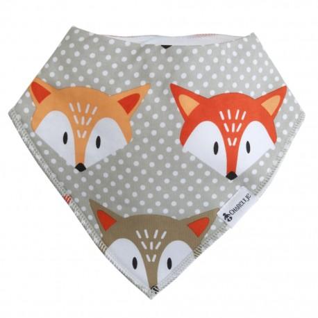 Kwijlslab Foxy