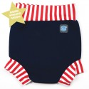 Happy Nappy zwembroek baby Navy