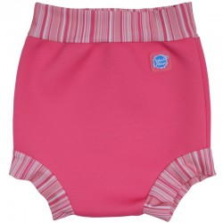 Happy Nappy zwembroek baby Pink Candy