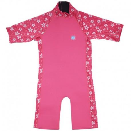 UV-beschermend combie wetsuit kind Blossom