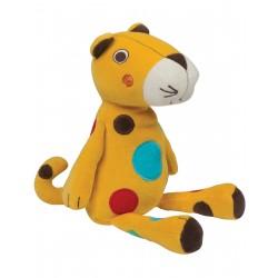 Froogli knuffel luipaard