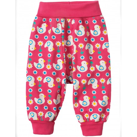 Sweatpants Frugi Ditsy Ducks