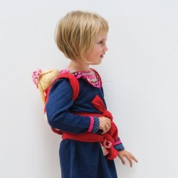 Speelgoed draagdoek voor poppen