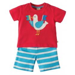 Set t-shirt + short Seagull